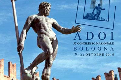 55° Congresso Nazionale ADOI – Bologna 19-22 Ottobre 2016