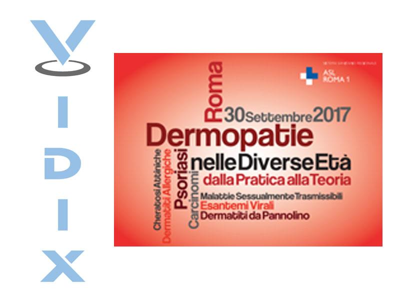 Corso DERMOPATIE NELLE DIVERSE ETÀ 30/09/2017