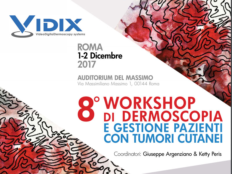 8° WORKSHOP di Dermoscopia