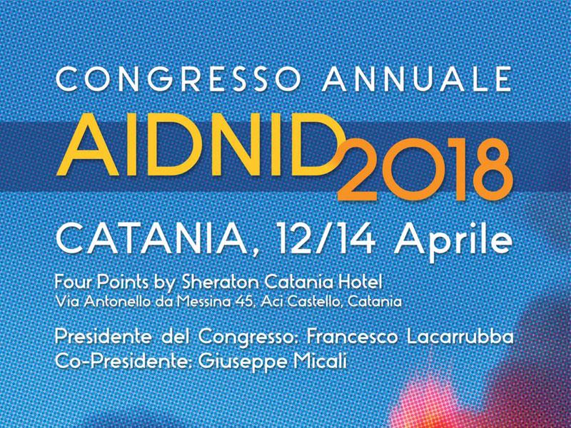 AIDNID Catania 2018