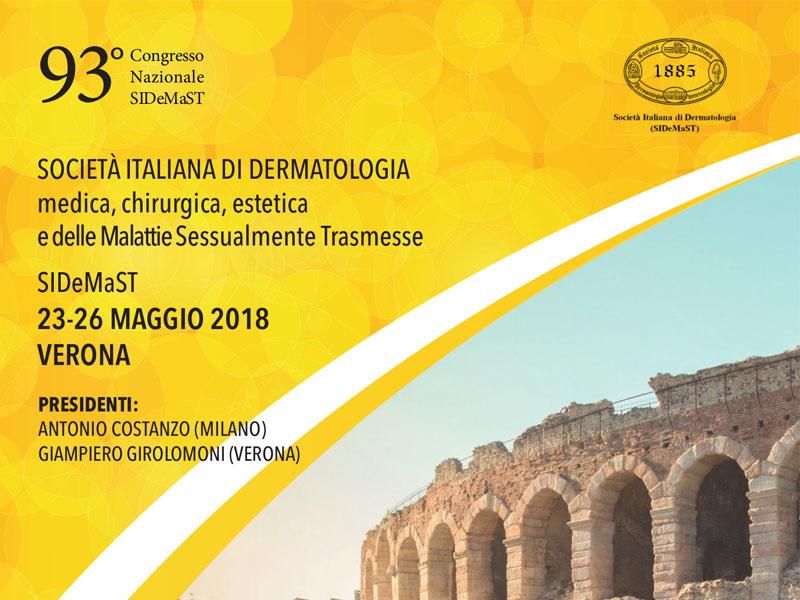 SIDEMAST Verona 2018